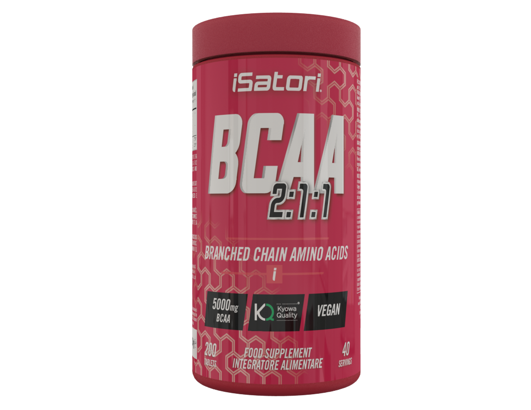 BCAA 200 cpr