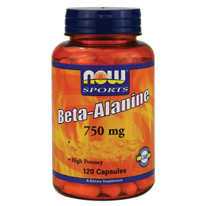 Beta Alanine 750mg