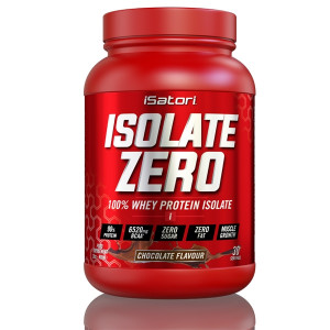 ISOLATE ZERO 100% Whey Protein Isolate 900 g