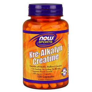 Kre-Alkalyn Creatine 750mg