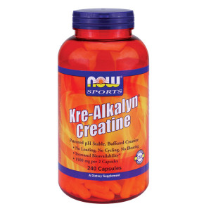 Kre-Alkalyn Creatine 750mg 240cps