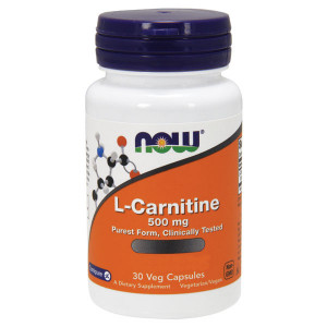 Carnitine 500mg 30 caps