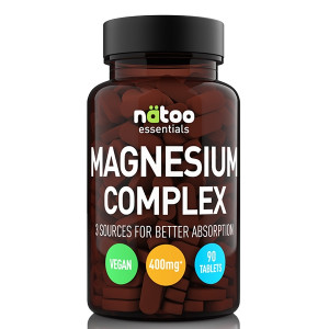 Natoo Essentials Magnesio 200mg 90cpr