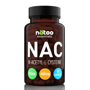 Natoo Essentials NAC 90caps
