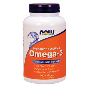 OMEGA-3 1000mg (180/120) md 200 cps
