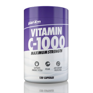 Vitamine C 1000mg 120 caps