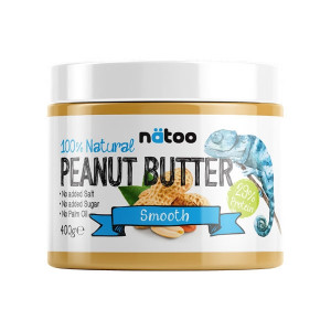 100% Natural Peanut Butter - Smooth