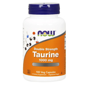 Taurine 1000mg Free Form 100 cpr